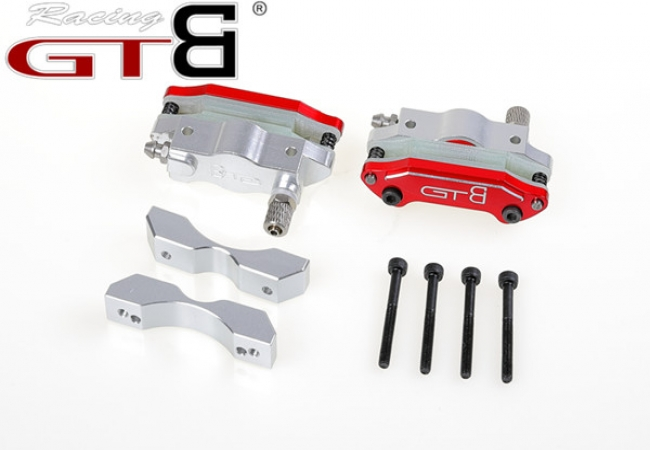 Four 4 Wheel Hydraulic Brake Front Caliper Pair for HPI Baja 5B 5T 5SC